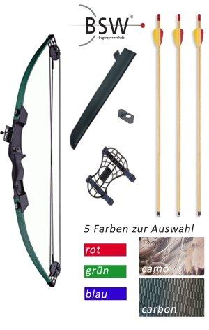 Compoundbogen Fire Set Sport Freizeit