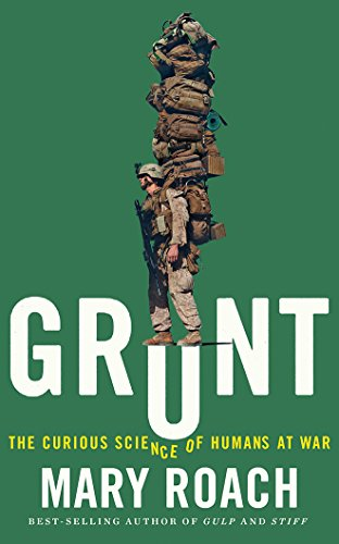 Grunt: The Curious Science of Humans at War by Brilliance Audio