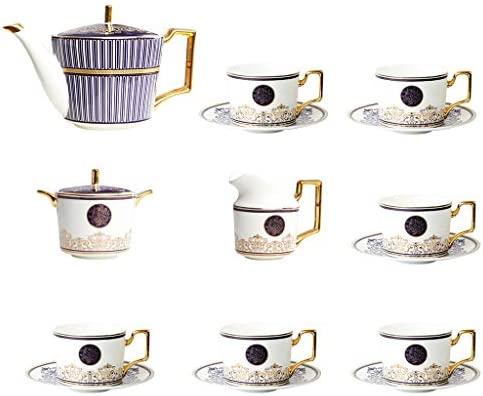 Regalo Juego de té para Sala de reuniones, Juego de té de Cinco ...