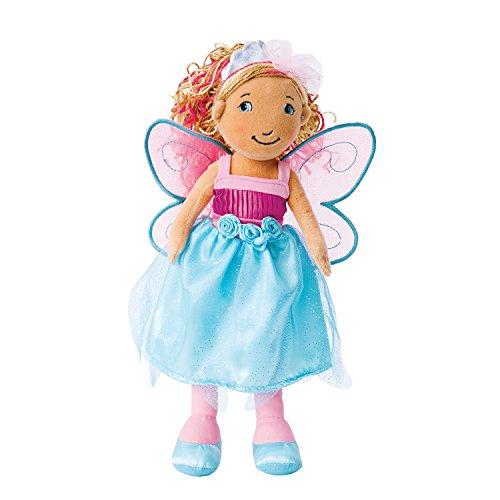 Fairy Doll Plush (Manhattan Toy Groovy Girls Fairybelles Breena Fashion Doll)