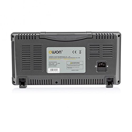 OWON 70Mhz Oscilloscope SDS7072EV 1G/s large 8'' LCD LAN 3 Years Warranty by OWON (Image #2)