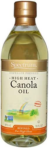 Cooking Oils: Spectrum Canola Oil