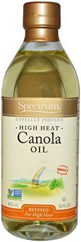 Cooking Oils: Spectrum Canola Oil