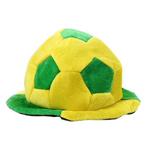 Shaoge 2018 Russia World Cup Soccer Cap Football Fans Cheerleading Team Cheer Headwear Hats Fun for Man Woman Kids (Russian National Dance Costumes)