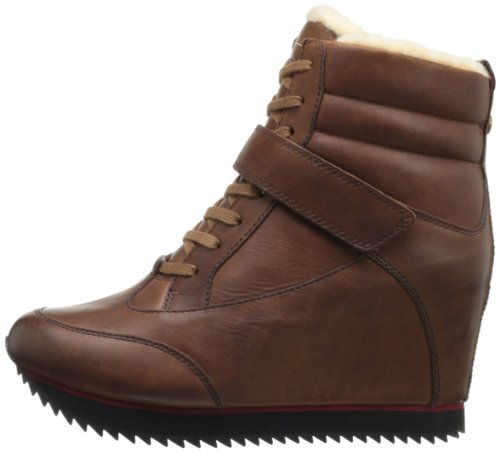Jog Snow Damen Braun EU Schuhe 38 Koolaburra Booties Leder eu fqC5Cw