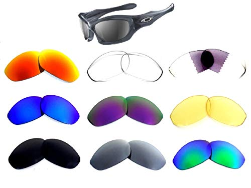 Galaxy Replacement Lenses For Oakley Monster Dog 9 Colors Pairs Special Offer!