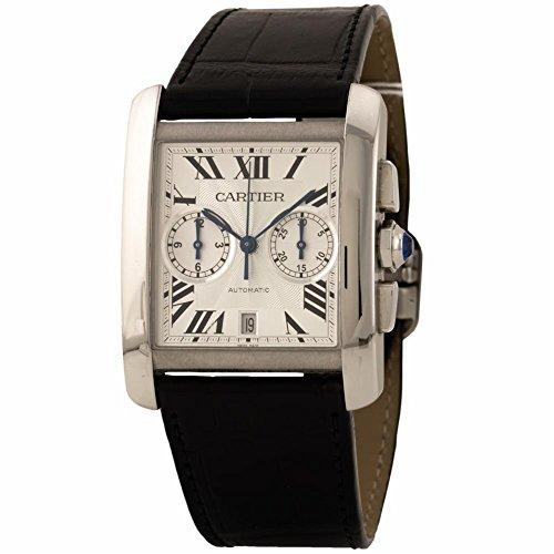 Cartier Tank MC swiss-automatic mens Watch W5330007 (Certified Pre-owned)