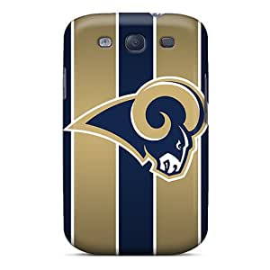 Great Hard Phone Cases For Samsung Galaxy S3 (mBe70XKiy) Support Personal Customs High-definition St. Louis Rams Skin