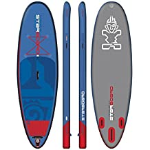 "2017 Starboard 10'0"" X 35"" X 6"" Whopper Deluxe Inflatable SUP"