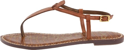 Sam Saddle Edelman Sandals Women's Leather Gigi 0H0Iwqr