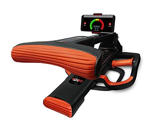 Core 46 TOTAL SMART GYM: Smart Analytics & Instruction; First to strengthen over 46 Ab, Low Back, Hip, Arm & Spine muscles, one 4 min exercise versus 50 mins in gym. Used by Eric Dickerson & Carol Alt