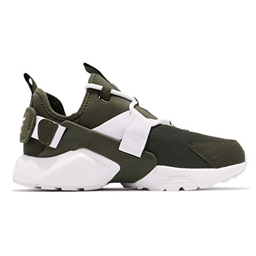 Cargo Low NIKE Kh City Air Running Huarache 300 Khaki Multicolore W Donna Scarpe Cargo nqzw7nI