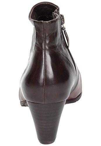 Piazza Piazza Damen Stiefelette - Botas de Piel para mujer marrón marrón marrón