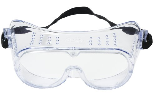 3M Safety Impact Goggle 332, 40650-00000-10 Clear Lens (Pack of 10) by 3M Personal Protective Equipment