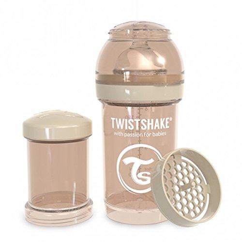 Twistshake Biberons Taille S Beige