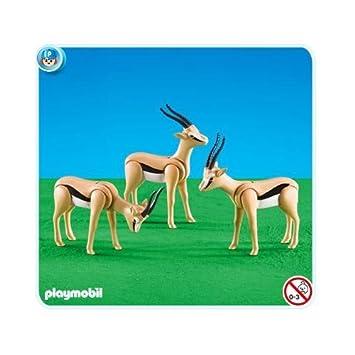 playmobil gazelle