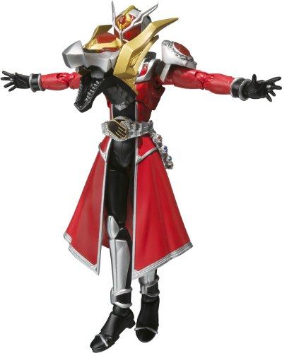 Bandai Tamashii Nations Kamen Rider Wizard Flame Dragon Action Figure by S.H.Figuarts