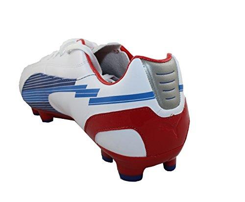 Puma botas de fútbol para hombre blanco blanco