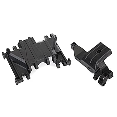 Traxxas 8238 Lower Gear Cover Skidplate Vehicle: Toys & Games