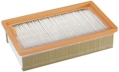 Price comparison product image Bosch VF120H Flat Pleated HEPA Filter
