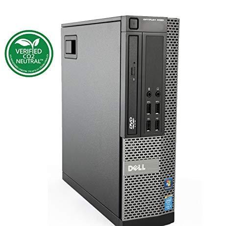 Dell OptiPlex 9020 SFF, Intel Core i5 4570 up to 3.2GHz,8GB RAM, 500 GB SATA HDD Desktop Computer Windows 10 Pro (Renewed)
