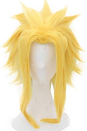 Ani·Lnc Mens Japanese Anime Cosplay pelucas Short Full Hair peluca ...