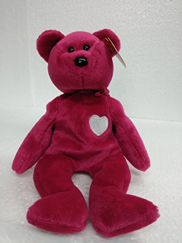 BEAR BEANIE BABY TY VALENTINA Bobblehead for sale  Delivered anywhere in USA