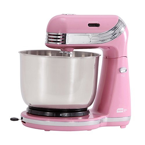 Dash DCSM250PK Everyday Stand Mixer product image