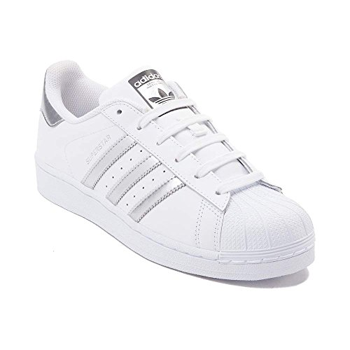 adidas Originals Women's Superstar W Fashion Sneaker (Womens