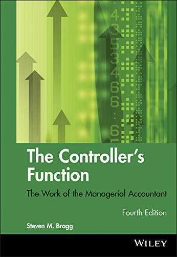 Controllership The Work of the Managerial Accountant Pdf