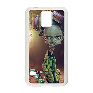 Poster Breaking Bad Walter White Hard Plastic phone Case Cover For Samsung Galaxy S5 ZDI005211