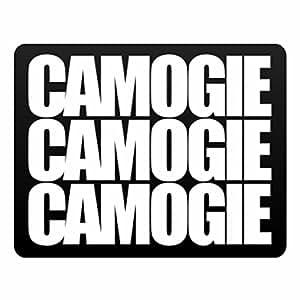 Eddany Camogie three words Plastic Acrylic