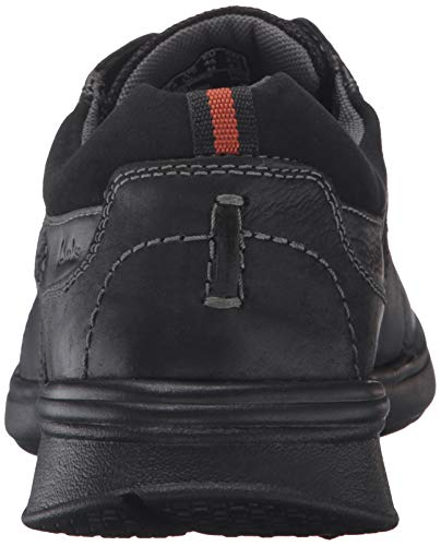 W Walk Clarks Cotrell 5 Black Men's 8 Us Oxford nqwqxCZE0