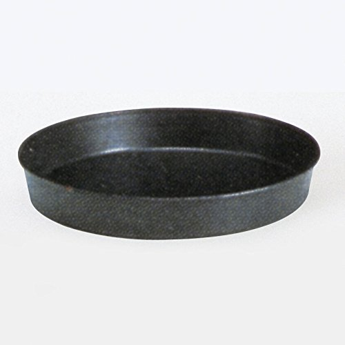 Ottinetti Blue Steel Deep Round Baking Pan, 30cm/11.8