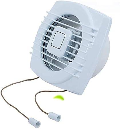 Mr.T Ventilador de Techo Extractor de ventilación Extintor Baño ...