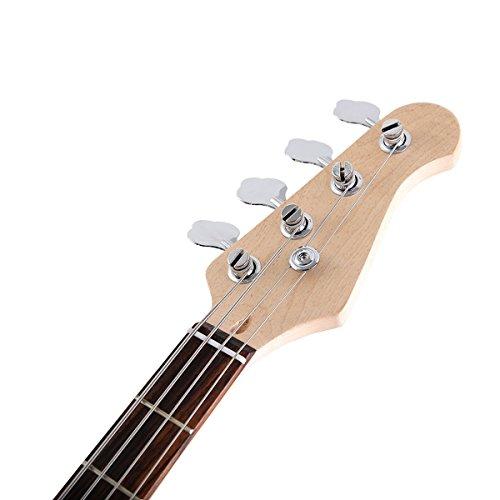 Бас-гитара Goplus Blue Full Size