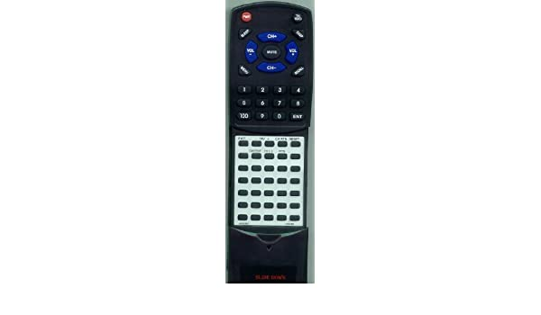 TOSHIBA Replacement Remote Control for 27A44, 32A14, 32A15