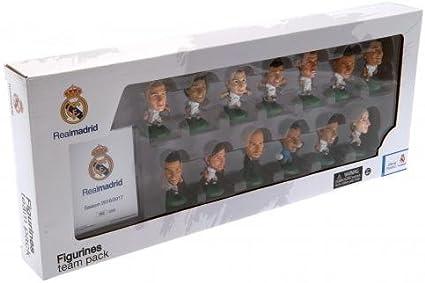 Pack bebe 5 piezas Real Madrid