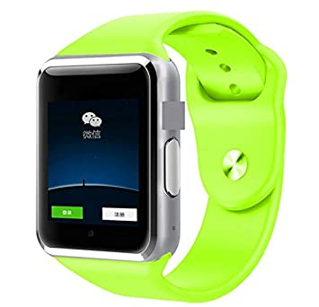 Timethinker A1 Reloj Inteligente Bluetooth con cámara SIM ...