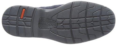 Rockport Total Motion Fusion Wing Tip - Zapatos de vestir Hombre Azul - Blue (New Dress Blue)
