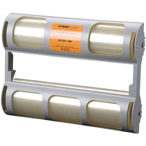 Xyron Dl 1251 double sided laminate for the Xyron 1255 and Xyron 1250 cold laminators ()