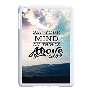 ZK-SXH - Jesus quotes Custom Case Cover for iPad Mini, Jesus quotes DIY Phone Case