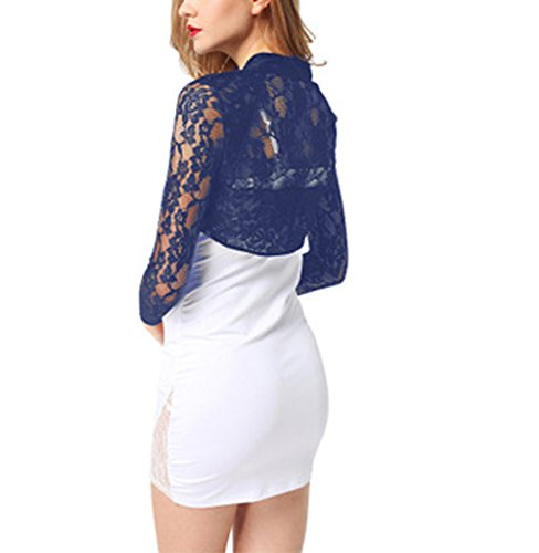CoutureBridal - Chaqueta - para mujer Azul