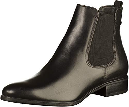 cuir bottines Tamaris en femmes 21 talons Bottes pour hauts Chelsea noir 25095 pour femmes bottes xxOwqp1
