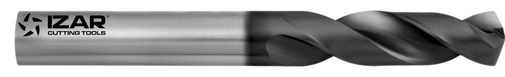 IZAR 25082-Punta da trapano per metalli HSSE DIN1897N serie corta extra TIALSIN 10, 50 mm