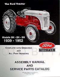 1950 ford parts catalog - 7