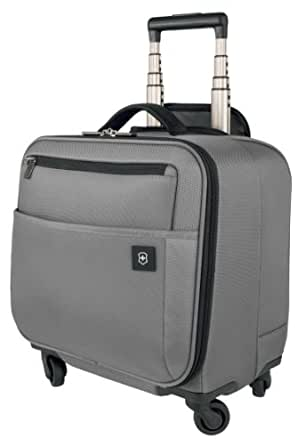 Avolve 2.0 Wheeled Boarding Tote Spinner,  Graphite,  One Size