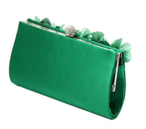 C&T Equipaje de cabina, color Rosa, talla Verde - verde