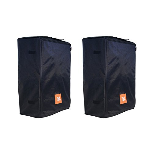 JBL Bags Convertible Covers for JRX212 Speakers (Black) (Pair) (Jbl Convertible Cover)