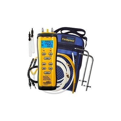 SDMN6, Dual-Port Manometer & Pressure Switch Tester
